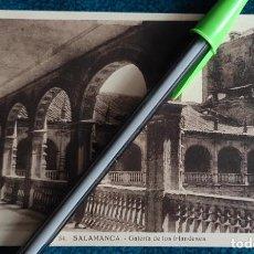 Postales: POSTAL SALAMANCA. GALERÍA DE LOS IRLANDESES. Lote 197661421