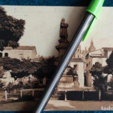 Postales: POSTAL SALAMANCA. PLAZA DE COLÓN. Lote 197662345
