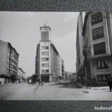 Postales: SORIA ENTRADA AVENIDA NAVARRA POSTAL FOTOGRÁFICA ANTIGUA EDICIONES PARIS. Lote 197804122