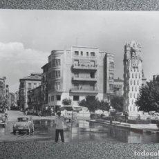 Postales: SORIA CALLE DEL MARQUÉS DE VADILLO POSTAL FOTOGRÁFICA ANTIGUA EDICIONES VISTABELLA. Lote 197804300