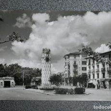 Postales: SORIA PLAZA DE MARIANO GRANADOS POSTAL FOTOGRÁFICA ANTIGUA EDICIONES SICILIA. Lote 197804360