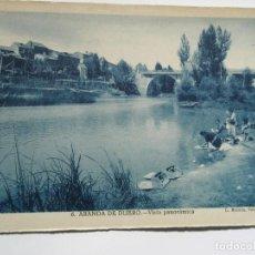 Postales: POSTAL DE ARANDA DE DUERO. BURGOS. VISTA PANORÁMICA. Lote 197867310