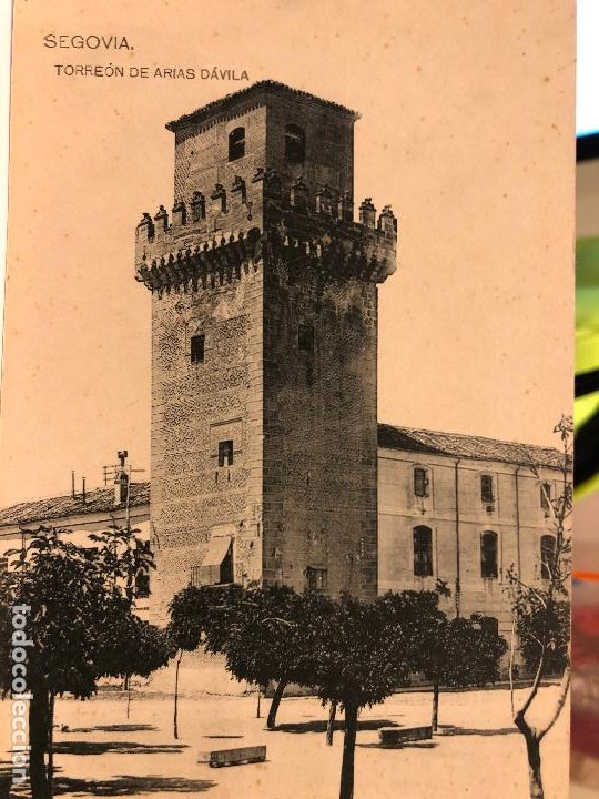 Postales: LOTE DE 14 POSTALES DE SEGOVIA. - Foto 2 - 197940940