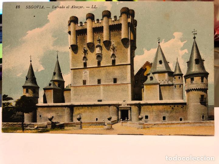 Postales: LOTE DE 14 POSTALES DE SEGOVIA. - Foto 3 - 197940940