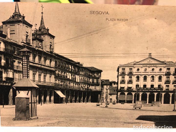 Postales: LOTE DE 14 POSTALES DE SEGOVIA. - Foto 5 - 197940940