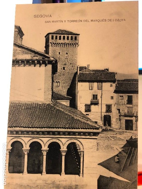 Postales: LOTE DE 14 POSTALES DE SEGOVIA. - Foto 6 - 197940940