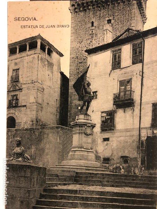 Postales: LOTE DE 14 POSTALES DE SEGOVIA. - Foto 7 - 197940940