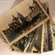Postales: LOTE DE 14 POSTALES DE SEGOVIA.. Lote 197940940