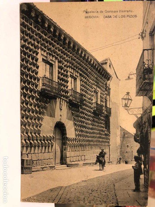 Postales: LOTE DE 14 POSTALES DE SEGOVIA. - Foto 11 - 197940940