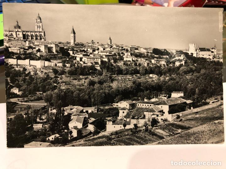 Postales: LOTE DE 14 POSTALES DE SEGOVIA. - Foto 14 - 197940940