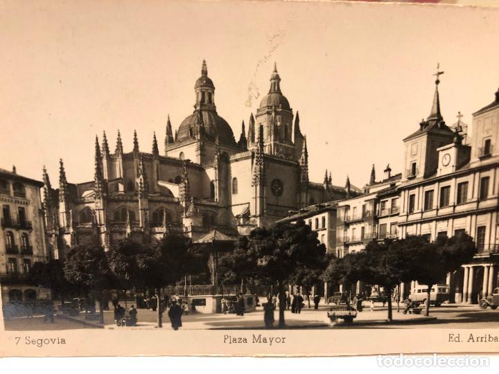 Postales: LOTE DE 14 POSTALES DE SEGOVIA. - Foto 15 - 197940940
