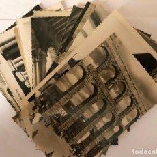 Postales: LOTE DE 12 POSTALES DE SEGOVIA.. Lote 197941997