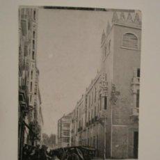 Postales: POSTAL DE BURGOS. CALLE DE SANTANDER.. Lote 198038348