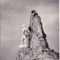 Postales: BURGOS - MONUMENTO AL PASTOR - EDICIONES SICILIA. Lote 198060752