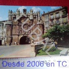Postales: TUBAL BURGOS ARCO DE SANTA MARIA 53 NC POSTAL B55. Lote 198149596
