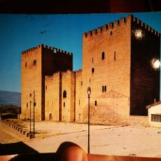 Postales: POSTAL MEDINA DE POMAR BURGOS CASTILLO TORRES DEL CONDESTABLE N 70 OYARZABAL MATEO 1969 ESCRITA Y SE. Lote 198258015