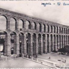Postales: SEGOVIA - EL ACUEDUCTO. Lote 198379601