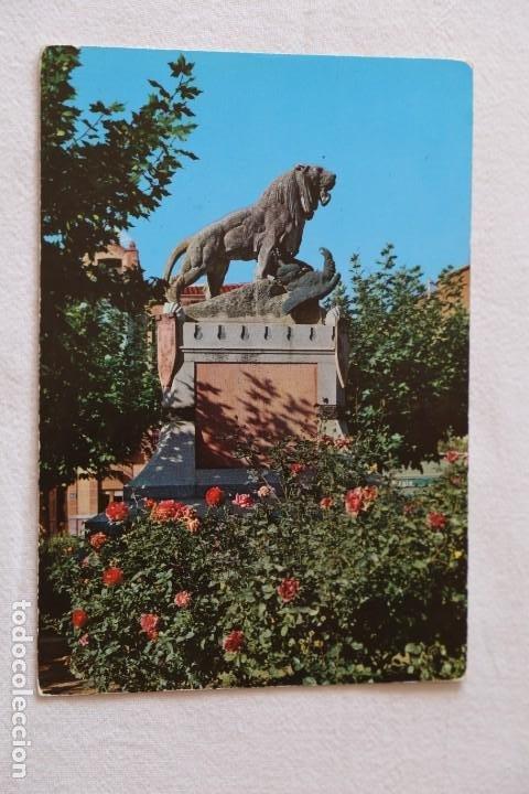 2004 LEON. ASTORGA. MONUMENTO A LOS SITIOS ED ARRIBAS SIN CIRCULAR (Postales - España - Castilla y León Moderna (desde 1940))