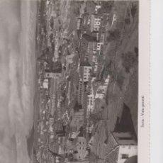 Postales: SORIA. FOTO VISTA GENERAL ORIGINAL. TAMAÑO 24 POR 18 CM. Lote 198818540
