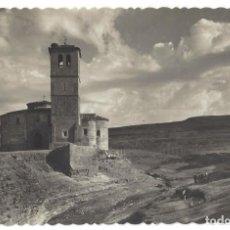 Postales: SEGOVIA.- Nº 32, IGLESIA DE LOS TEMPLARIOS. EDICIONES GARCÍA GARRABELLA- CIRCULADA (1951). Lote 198917988