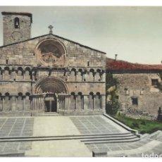 Postales: POSTAL COLOREADA- SORIA.- Nº 28, IGLESIA DE SANTO DOMINGO. EDICIONES MONTAÑES- SIN CIRCULAR . Lote 198934907