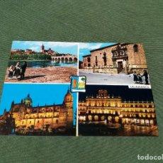 Postales: POSTAL DE SALAMANCA - BONITAS VISTAS - LA DE LA FOTO VER TODAS MIS POSTALES. Lote 199208858