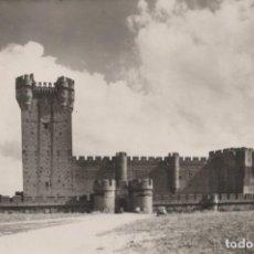 Postais: POSTAL MEDINA DEL CAMPO (VALLADOLID) CASTILLO LA MOTA . 9 GRECOR - CIRCULADA. Lote 199825432