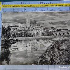 Cartes Postales: POSTAL DE SALAMANCA. AÑO 1958. VISTA GENERAL. 1 HELIOTIPIA. 243. Lote 200244885