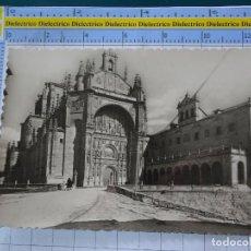 Cartes Postales: POSTAL DE SALAMANCA. AÑOS 30 50. FACHADA PRINCIPAL DE LA IGLESIA DEL CONVENTO DE SAN ESTEBAN. 248. Lote 200245336