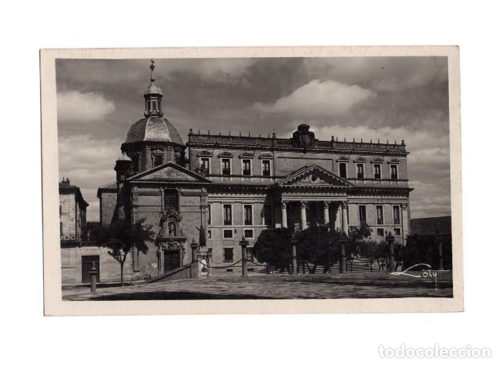 SALAMANCA.- COLEGIO VIEJO O DE SAN BARTOLOME. (Postales - España - Castilla y León Antigua (hasta 1939))