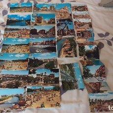 Postales: LOTE 53 POSTALES DE VALLADOLID. Lote 200868586