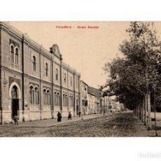 Postales: PALENCIA.- GRUPO ESCOLAR.. Lote 201262456