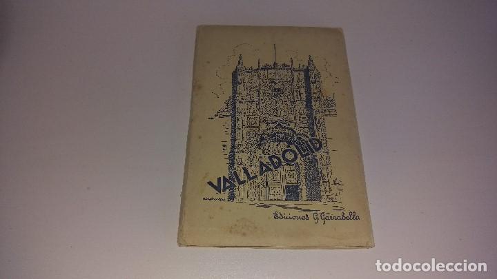 TIRA POSTALES VALLADOLID EDICIONES GARRABELLA (Postales - España - Castilla y León Moderna (desde 1940))