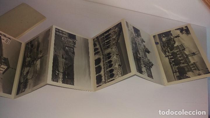 Postales: Tira postales Valladolid Ediciones Garrabella - Foto 2 - 203209695