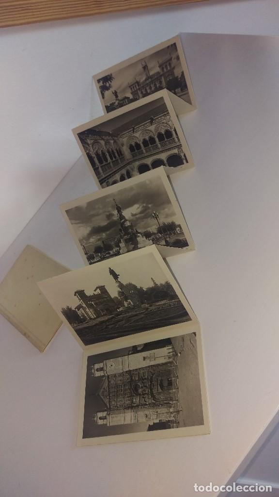 Postales: Tira postales Valladolid Ediciones Garrabella - Foto 3 - 203209695