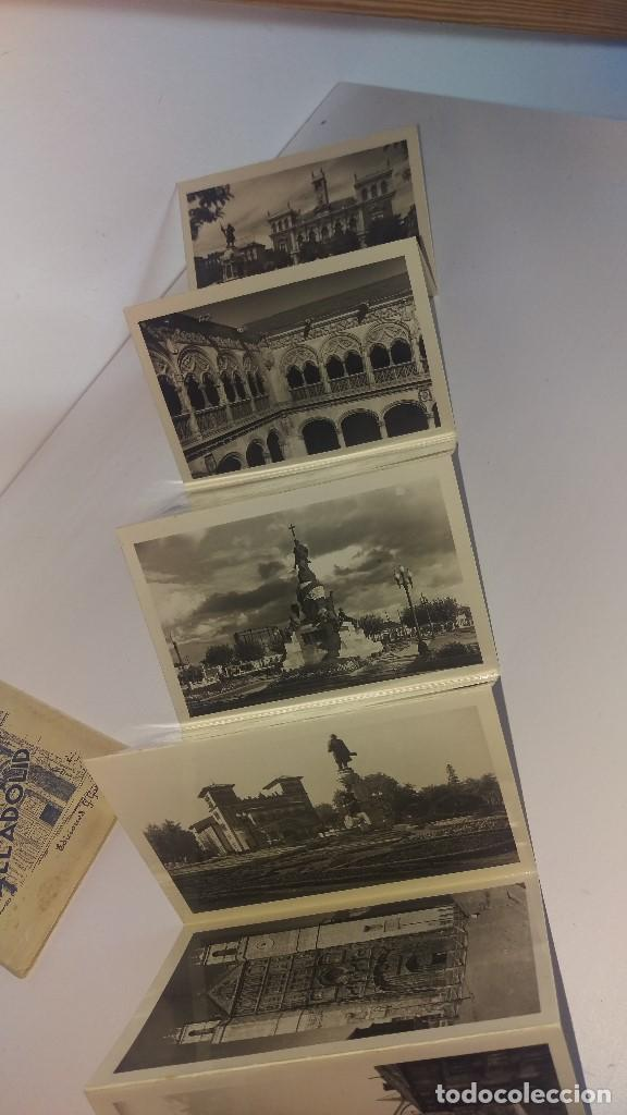 Postales: Tira postales Valladolid Ediciones Garrabella - Foto 6 - 203209695
