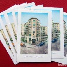 Postales: LOTE 13 POSTALES. HOTEL CONDESTABLE. BURGOS. NUEVAS. SIN USO. MUY BUEN ESTADO.. Lote 203781850