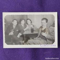Postales: ANTIGUA FOTO POSTAL DE SALAMANCA. FOTO CABALLERIA. 1950.. Lote 203906748