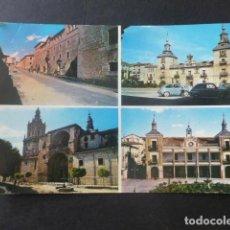 Postales: BURGO DE OSMA SORIA VARIAS VISTAS. Lote 203996717
