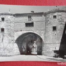Postales: POSTAL ARCO DE ENTRADA LERMA BURGOS. Lote 204125022