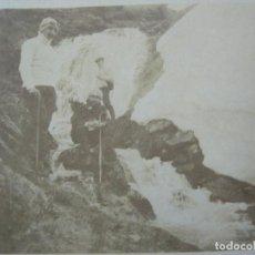 Postales: LEON-ASTURIAS-PUERTO DE ARBAS-POSTAL FOTOGRAFICA ANTIGUA-(70.036). Lote 204203313