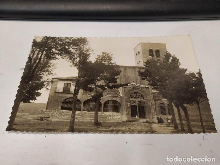 SEGOVIA - POSTAL SEPÚLVEDA - SANTUARIO DE NUESTRA SEÑORA DE LA PEÑA (Postales - España - Castilla y León Moderna (desde 1940))