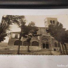 Cartes Postales: SEGOVIA - POSTAL SEPÚLVEDA - SANTUARIO DE NUESTRA SEÑORA DE LA PEÑA. Lote 204280762