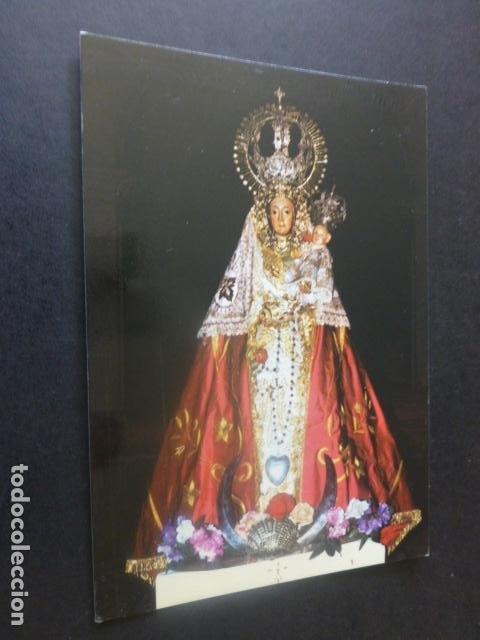RIO NEGRO DEL PUENTE ZAMORA NUESTRA SEÑORA DE CARBALLEDA POSTAL (Postales - España - Castilla y León Moderna (desde 1940))
