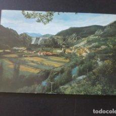 Postales: LOS BARRIOS DE LUNA LEON VISTA GENERAL Y PRESA. Lote 205379848