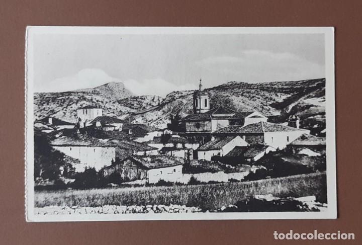 POSTAL SANTO DOMINGO DE SILOS. BURGOS. FOTOTÍPIA HAUSER Y MENET. MADRID. NO CIRCULADA. (Postales - España - Castilla y León Antigua (hasta 1939))