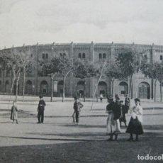 Postales: VALLADOLID-PLAZA DE TOROS-J.H.-POSTAL ANTIGUA-(70.868). Lote 206268083