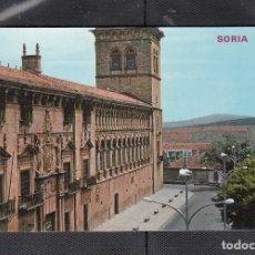 Postales: 615 - SORIA. PALACIO DE LOS CONDES DE GOMARA. Lote 206279390