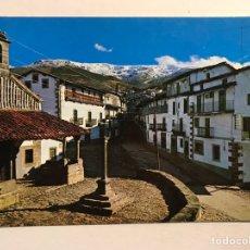 Postales: CANDELARIO (SALAMANCA) POSTAL NO.3, EL HUMILLADERO. ARTFI (A.1970?) CIRCULADA.... Lote 206290998