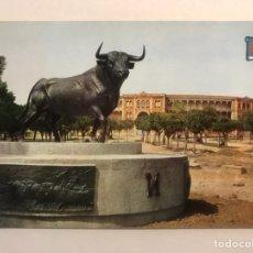 Postales: SALAMANCA. POSTAL NO.7, PLAZA DE TOROS. EDICIONES PERGAMINO (H.1960?) CIRCULADA..... Lote 206299398